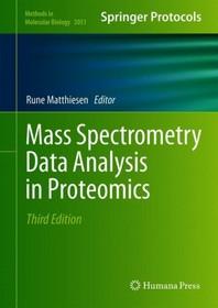 [해외]Mass Spectrometry Data Analysis in Proteomics