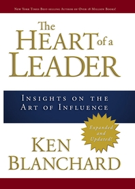[해외]The Heart of a Leader (Hardcover)