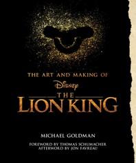 [해외]The Art and Making of the Lion King