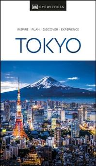 [해외]DK Eyewitness Tokyo (Paperback)
