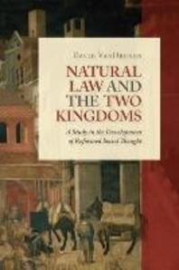 [해외]Natural Law and the Two Kingdoms (Paperback)