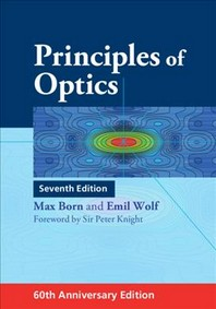 [해외]Principles of Optics