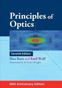 [해외]Principles of Optics