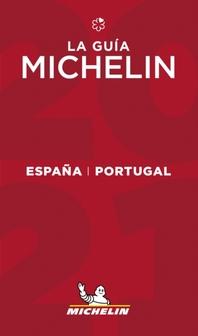 [해외]The Michelin Guide Espana Portugal (Spain & Portugal) 2021