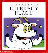 Literacy Place Grade 1 Unit 4:Imagine That (Pupils Book)