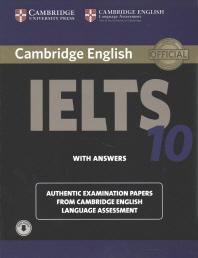 Cambridge English IELTS 10