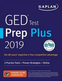 GED Test Prep Plus(2019)