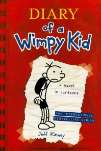 Diary of a Wimpy Kid #1~3 세트
