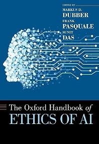 [해외]Oxford Handbook of Ethics of AI