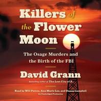 [해외]Killers of the Flower Moon (Compact Disk)