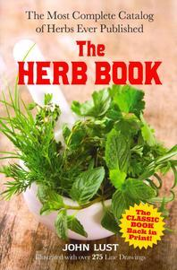 [해외]The Herb Book (Paperback)
