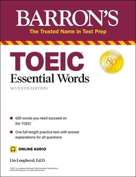 Toeic Essential Words (with Online Audio)(Paperback)