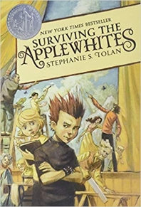 Surviving the Applewhites ( Applewhites #1 )