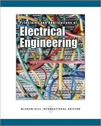 Principles & Applications of Electrical Engineering