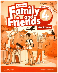 American Family and Friends.4 (Workbook)