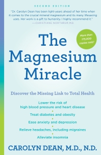 [해외]The Magnesium Miracle (Second Edition)