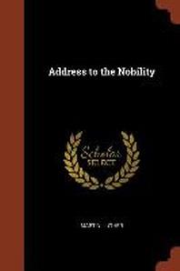 [해외]Address to the Nobility (Paperback)