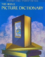 The Heinle Picture Dictionary =내부 사용감없이 깨끗