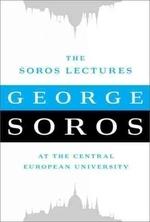 [해외]The Soros Lectures (Paperback)