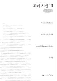 괴테 시선. 3(큰글씨책)