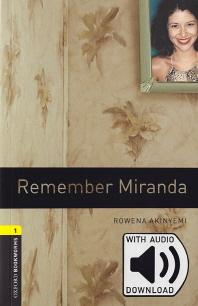 Remember Miranda (with MP3)