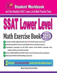 [해외]SSAT Lower Level Math Exercise Book