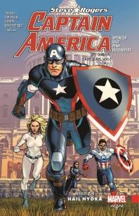 캡틴 아메리카: 스티브 로저스 Vol. 1(마블 그래픽 노블)