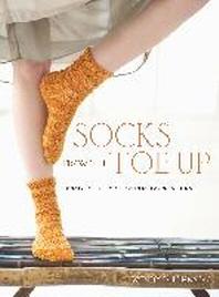[해외]Socks from the Toe Up