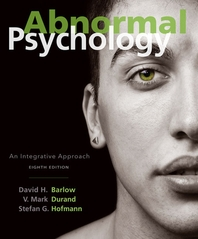 Abnormal Psychology, 8/E(양장본 HardCover)