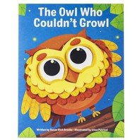 The Owl Who Couldn't Growl