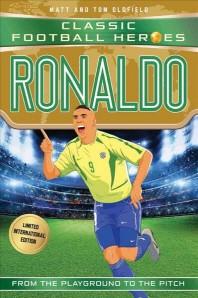 [해외]Ronaldo (Paperback)