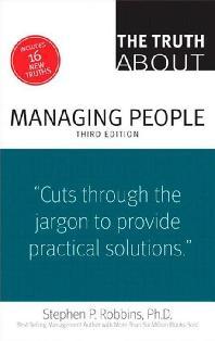 [해외]The Truth about Managing People (Paperback)