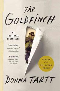 [해외]The Goldfinch (Paperback)