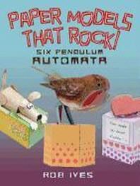 [해외]Paper Models That Rock!