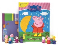 Peppa Pig My Busy Book 페파피그 비지북