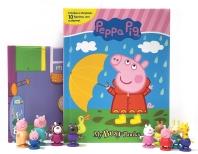 Peppa Pig My Busy Book 페파피그 비지북