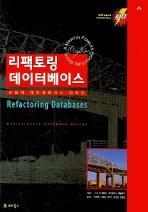 리팩토링 데이터베이스(위키북스 데이터 & 데이터베이스 시리즈 1)