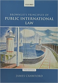 [해외]Brownlie's Principles of Public International Law