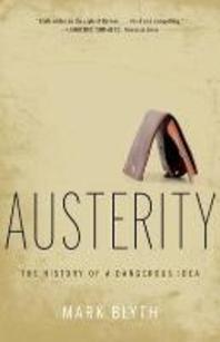 [해외]Austerity (Paperback)