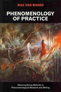 [해외]Phenomenology of Practice