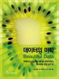 데이터의 미학(에이콘 데이터 과학 시리즈 6)
