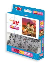 명탐정 코난 직소퍼즐 240pcs: 붉은 노을(걸이형)