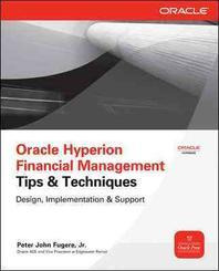 [해외]Oracle Hyperion Financial Management Tips & Techniques