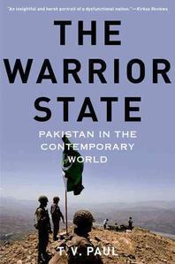 [해외]The Warrior State (Paperback)