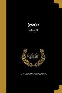 [해외][Works; Volume 31 (Paperback)