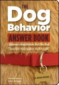 [해외]The Dog Behavior Answer Book (Paperback)