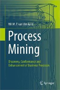 [해외]Process Mining (Hardcover)