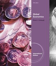 Global Economics (Paperback)