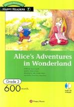 Alice's Adventures in Wonderland (600 Words)(CD1장포함)(HAPPY READERS 3-7)