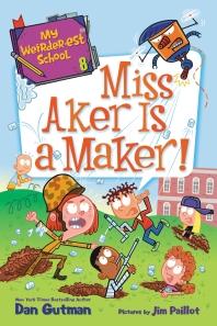[해외]Miss Aker Is a Maker!